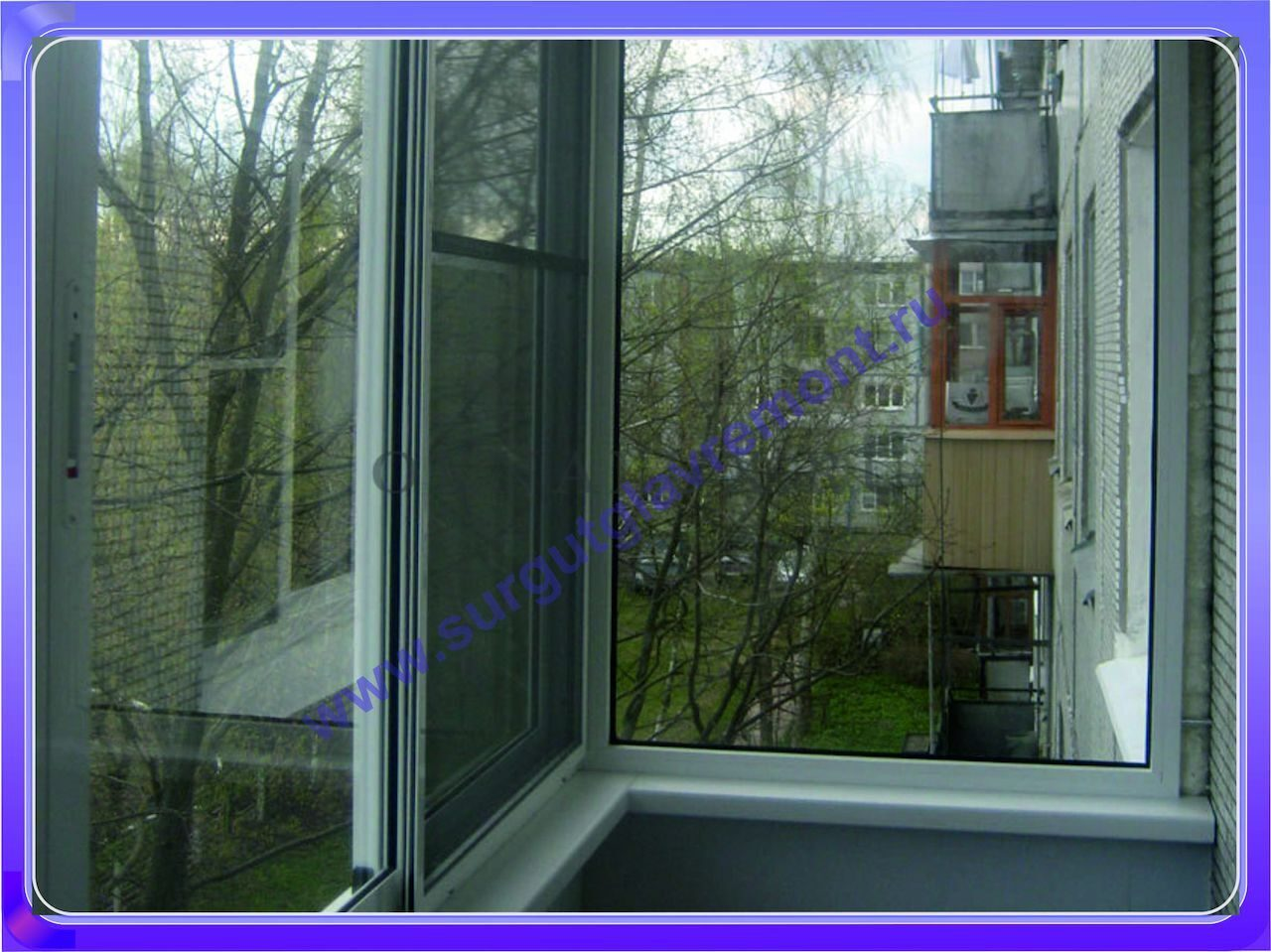Москитная сетка для деревянных балконов своими руками..